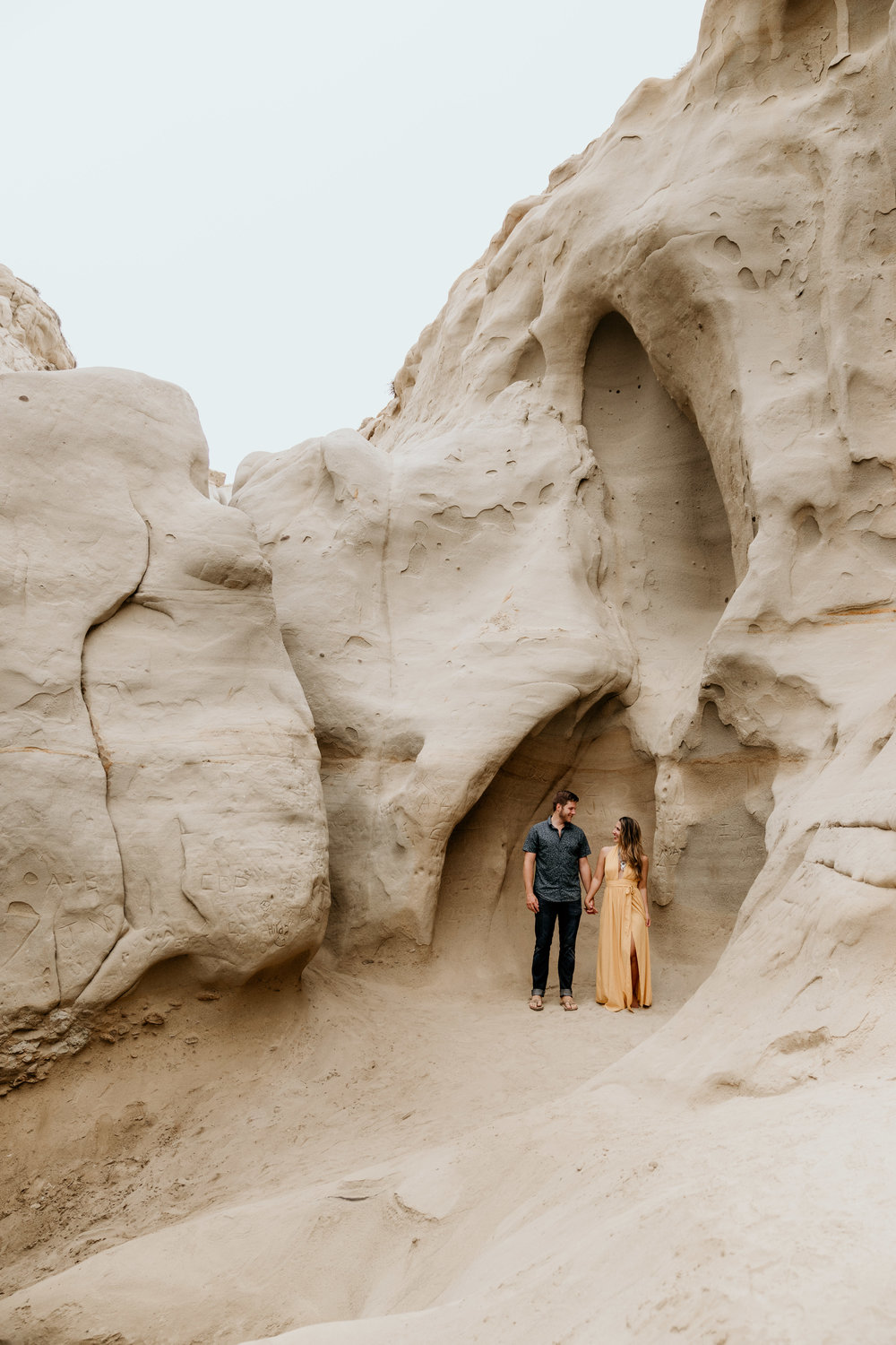 Ho Chi Minh Trail San Diego Engagement Photography