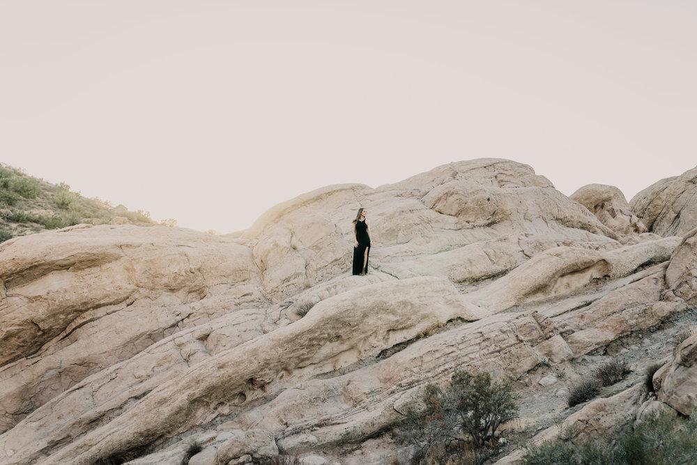 Vasquez Rocks Photography Session