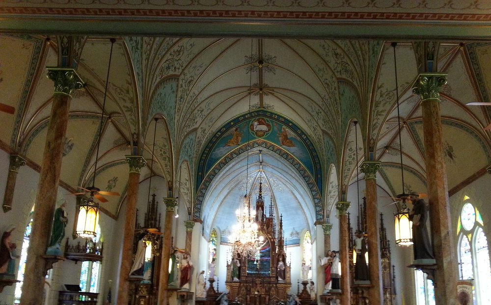St. Mary's Church, High Hill