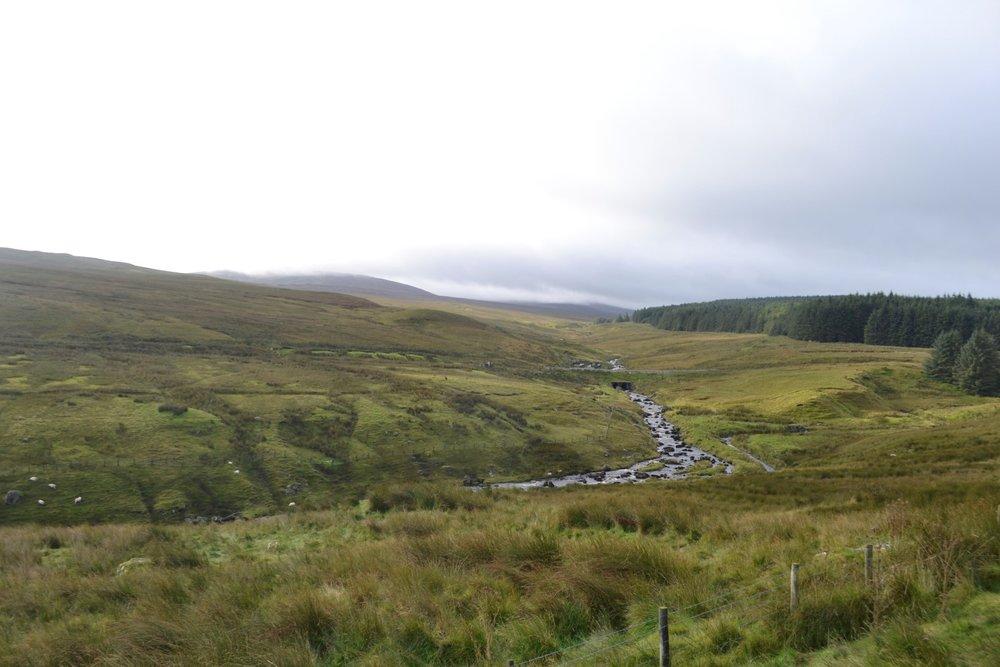 Glendun Scenic Route