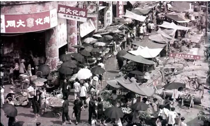 70年香港 來源:網絡圖片