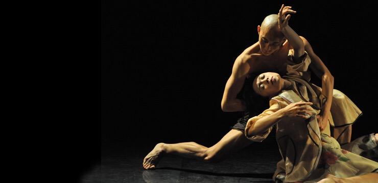 動藝改編<離騷>的舞蹈演出(圖片來源:舞團網站)