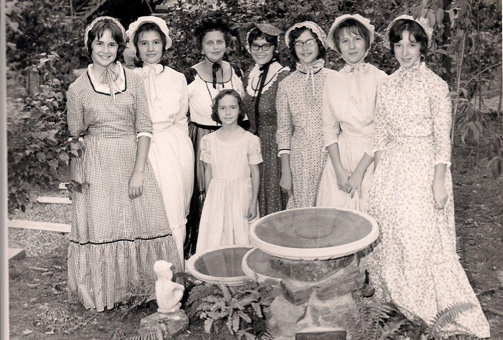 1964 JUNIOR GARDENERS