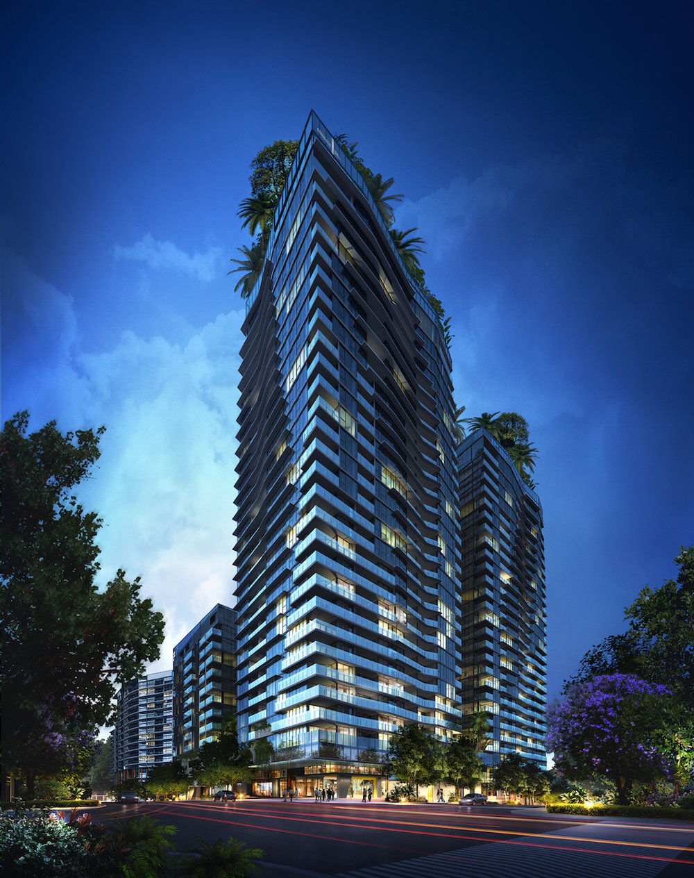 Project: Brisbane 1 Towers