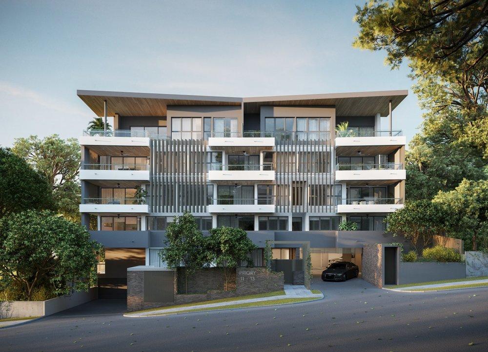 Arcadia Apartments