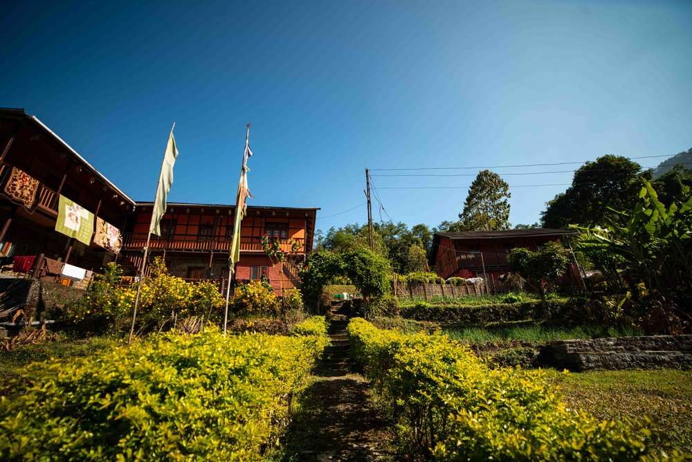 MR & MRS. CHHETRI'S HOMESTAY IN MARTAM