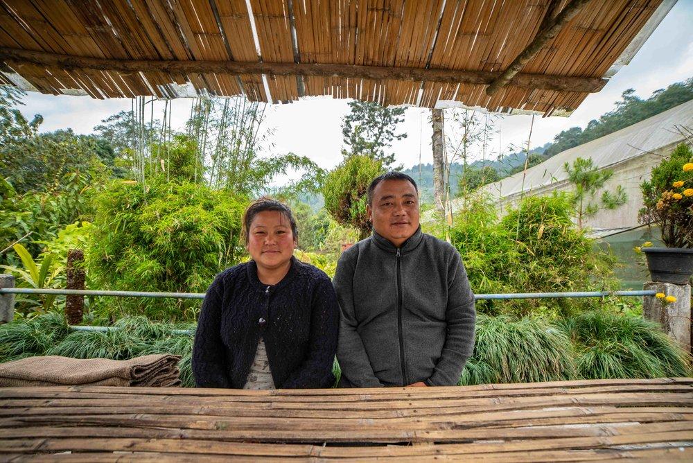 Rai Family from Ravangla