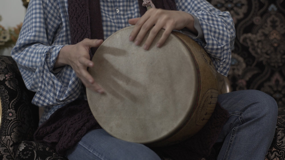 HIDDEN DRUMMERS of IRAN is a documentary film following Irish percussionist Ruairi Glasheen and his journey to Iran to uncover the ancient drumming tradition of tonbak playing. The film presents a new perspective on this widely misunderstood nation through the lives of incredible young musicians bringing new life to an age-old musical tradition.  -