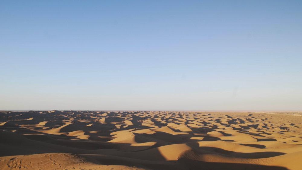 Mesr Desert, Iran