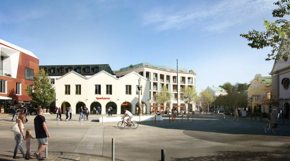 1. Preis - abp Architekten, München