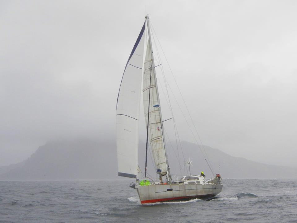 BOREAL 44 - Circumnavigating the world