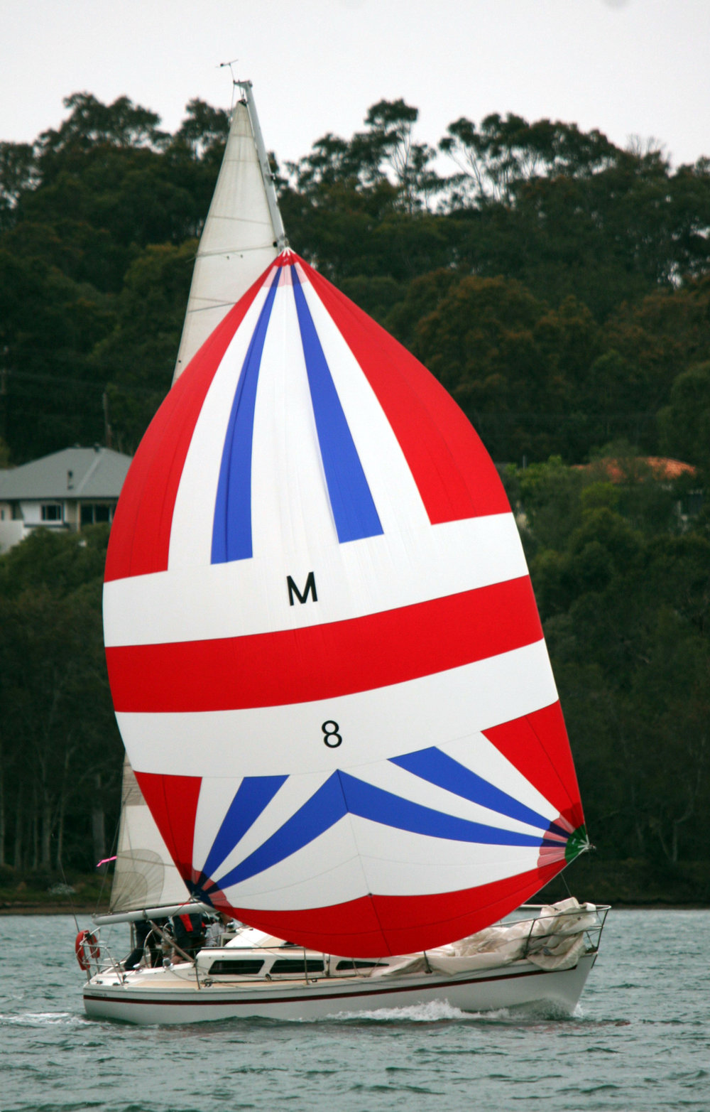 Northshore 31 - Symmetrical Spinnaker