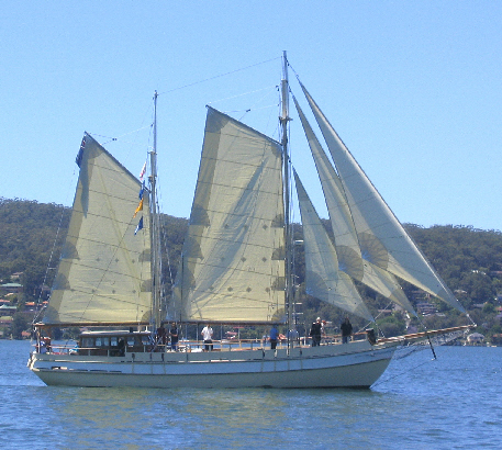 Tall Ship - WUTUKU