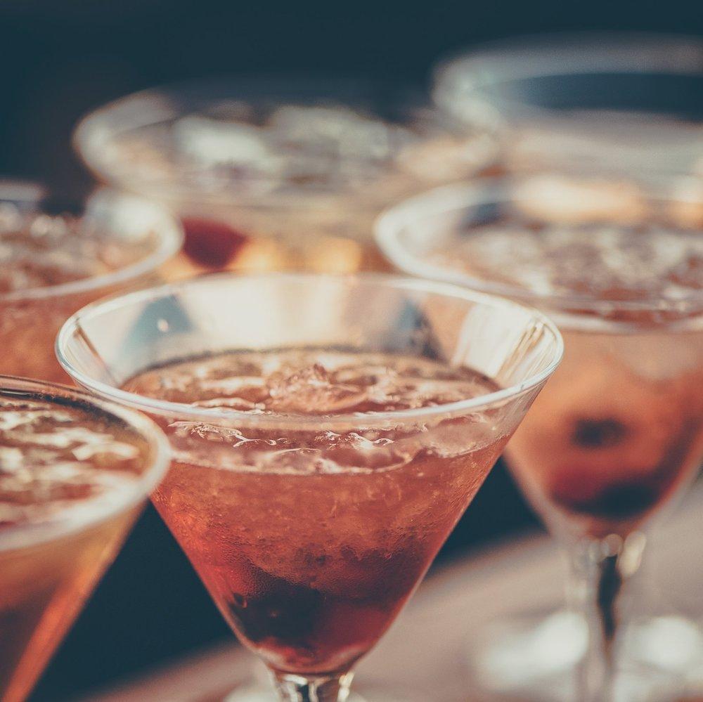 - cocktail making
