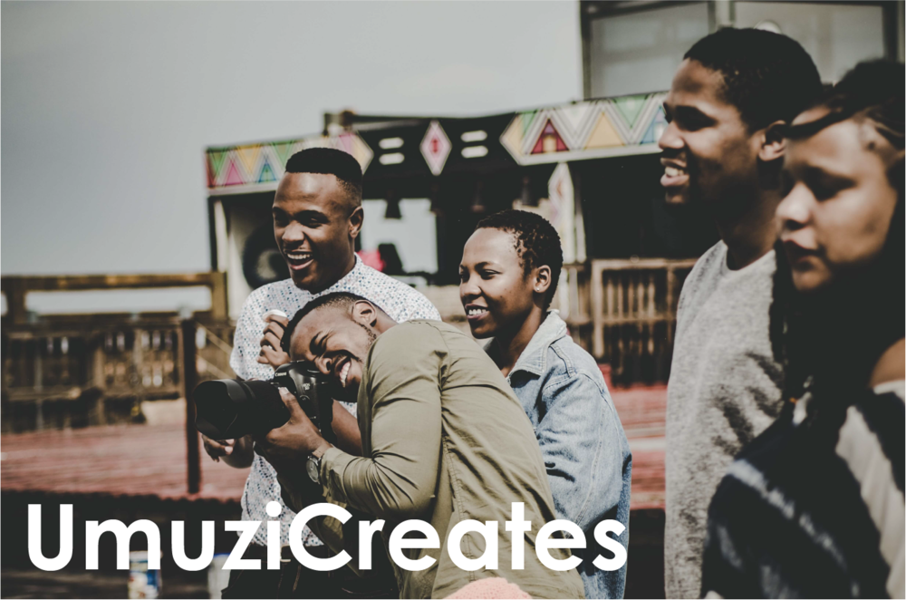 Umuzi's Agency offers clients Production Services and access to Umuzi's unique, local Stock Library. Our agency is staffed by Umuzi alumni who use their lived experience to help our clients tell authentic stories.