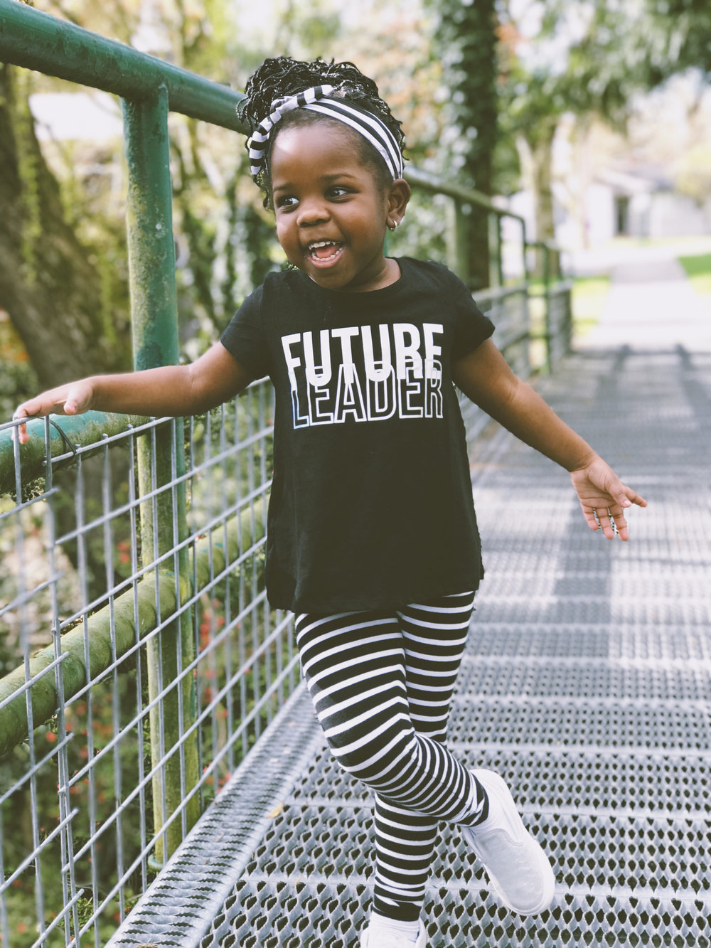 KIDS ARE OUR FUTURE. WE HAVE TO INSTILL IN THEM NOW THE POSITIVE ATTITUDES WE WANT REFLECTED IN FUTURE CHANGE.