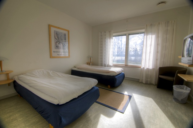 Convenient rooms in Skinnskatteberg.