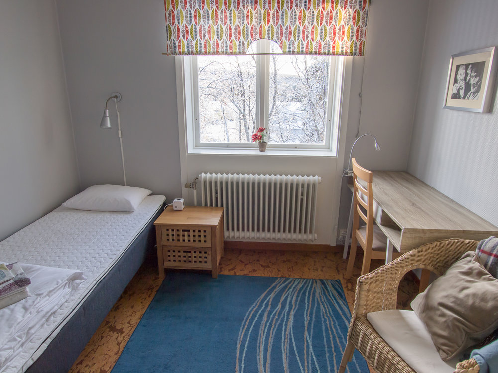 Jokkmokk guesthouse. Photo: Maria Klang