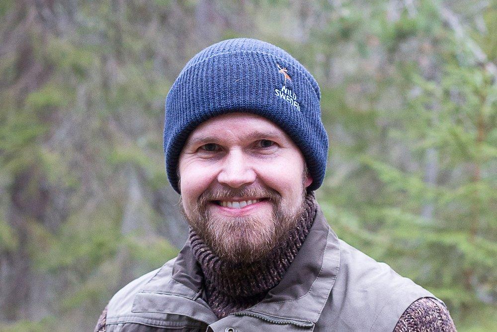 Jonas Landolsi. Photo: Jan Nordström