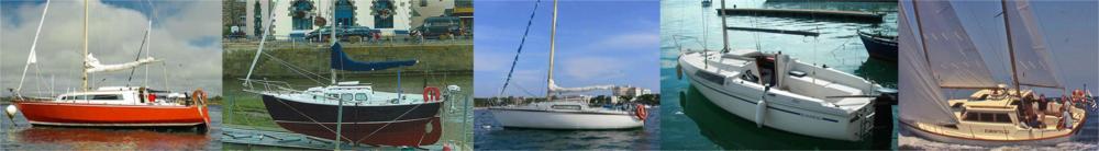 Nos voiliers et vedettes rénovés, construits entre les années 60 et 80, ont fait la fierté de l'industrie de plaisance française et ont navigué pendant plus de 40 ans sur les mers et les rivières. Pour découvrir leur histoire et leur rénovation,  c'est par ici.
