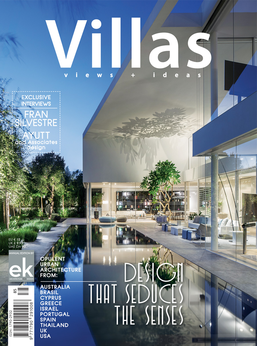 residence an_x    VILLAS MAGAZINE /APR 2018