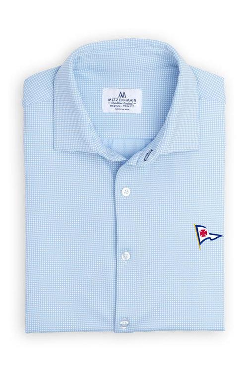 e20ca97b601 Mizzen & Main Spinnaker Shirt — Peter Becks Club