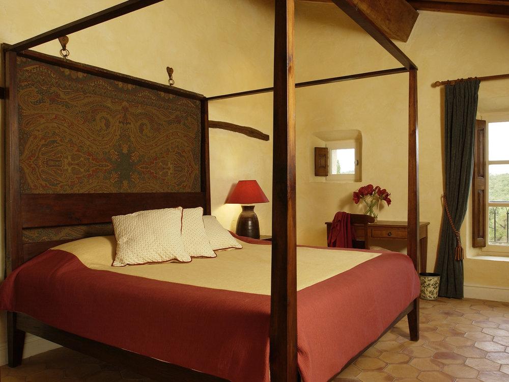 Olivier bedroom