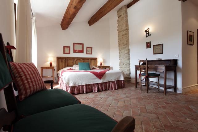 Coquelicot bedroom
