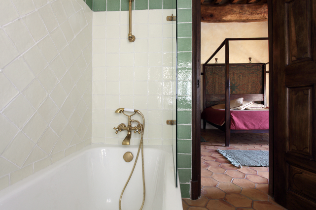 Olivier bathroom