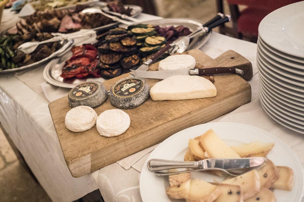 La Verriere cheese