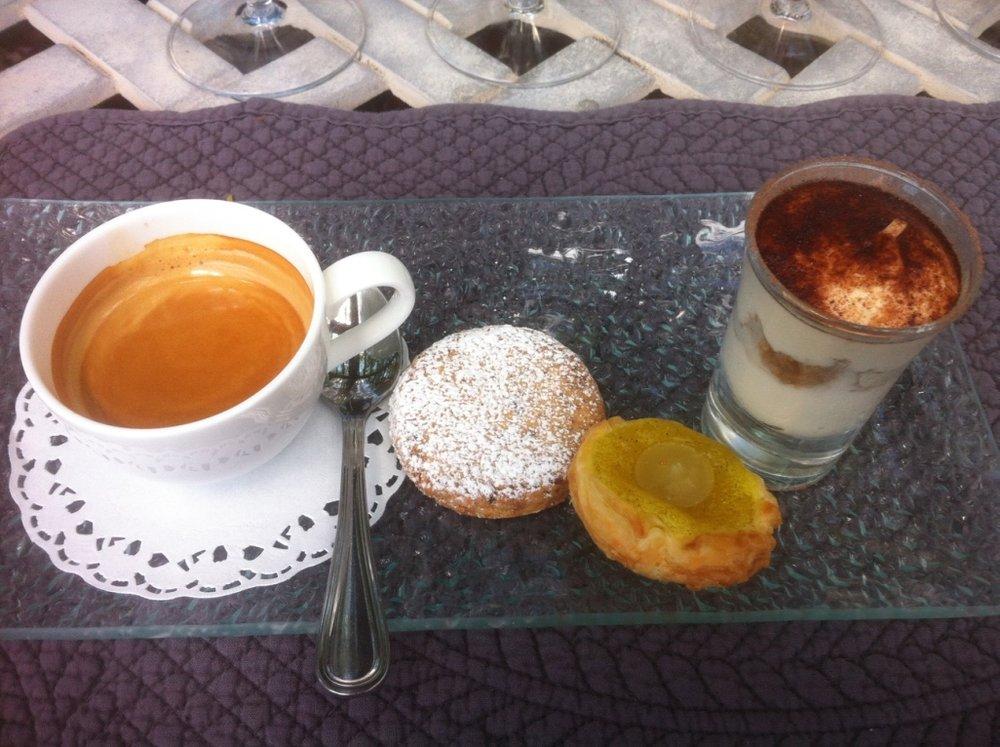 La Verriere coffee