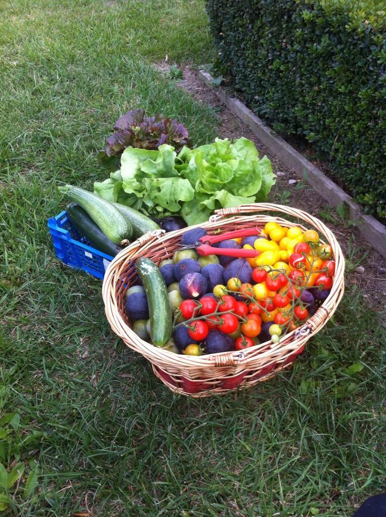 La Verriere fruit and vegetables