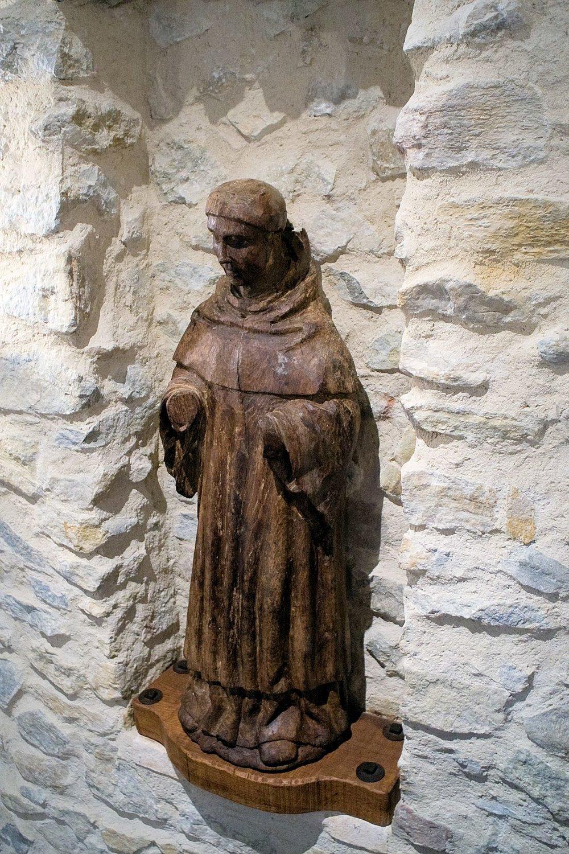 La Verriere statue