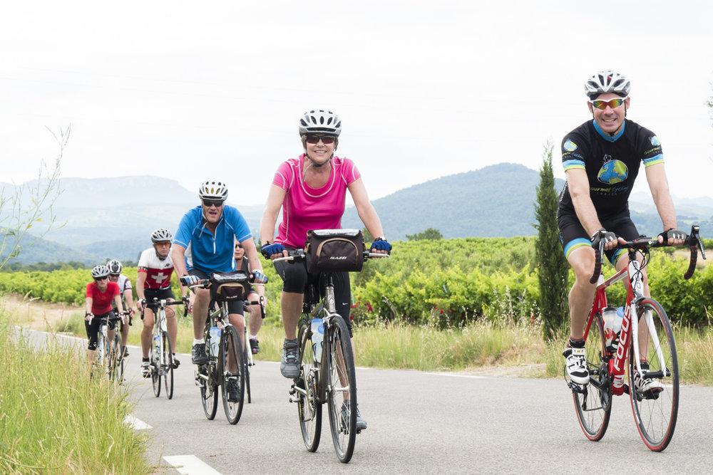 image courtesy of Gourmet Cycling Travel