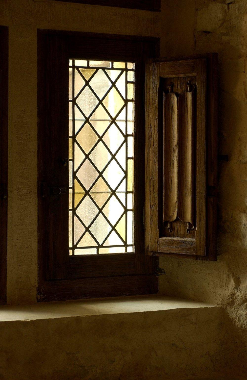 La Verriere window