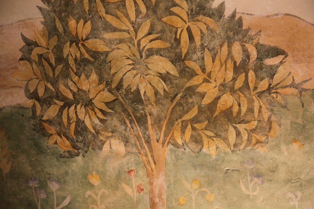 La Verriere mural