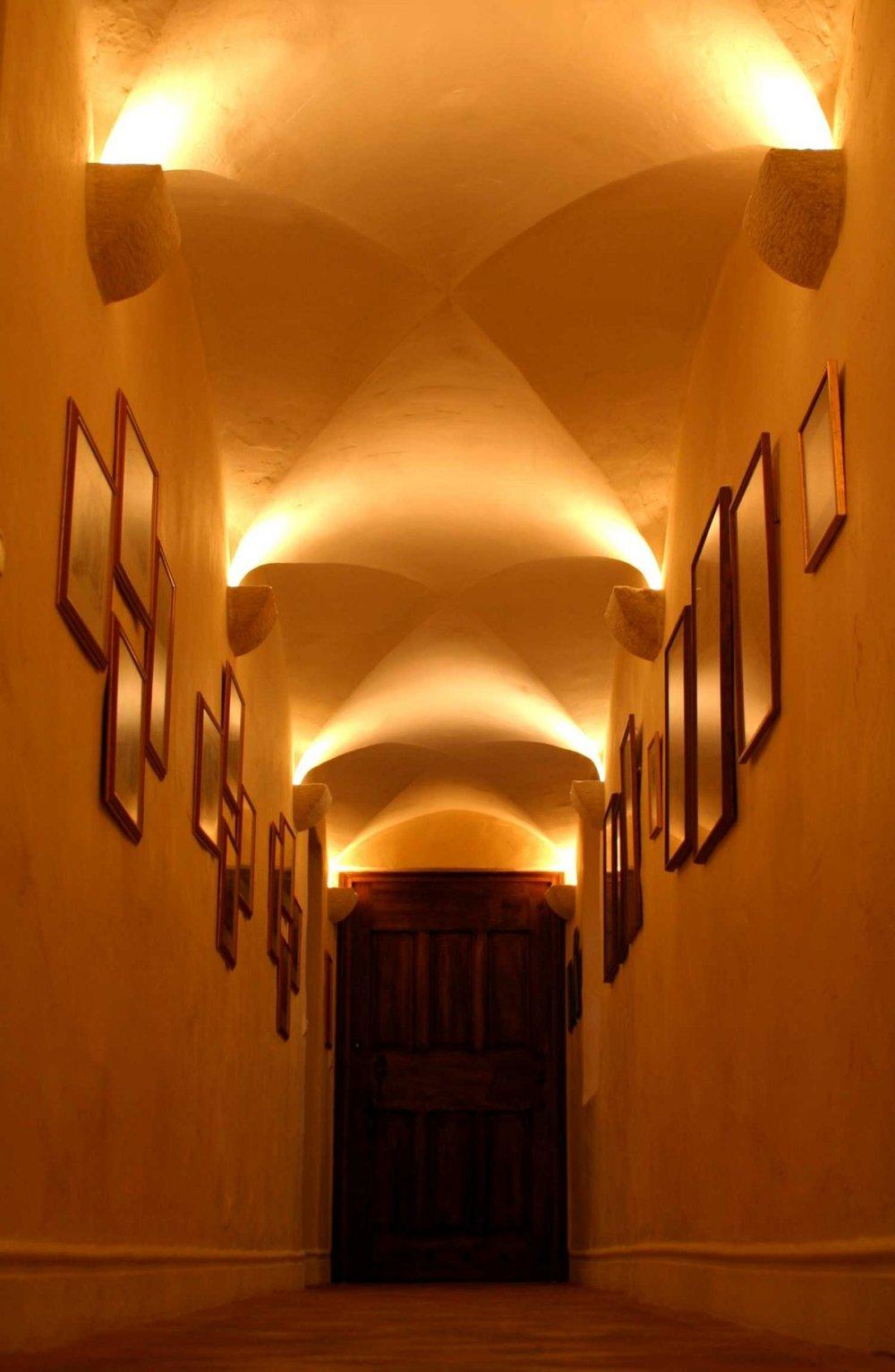 La Verriere hallway