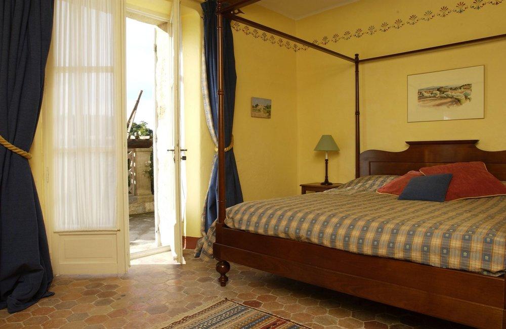 La Verriere Tournesols bedroom