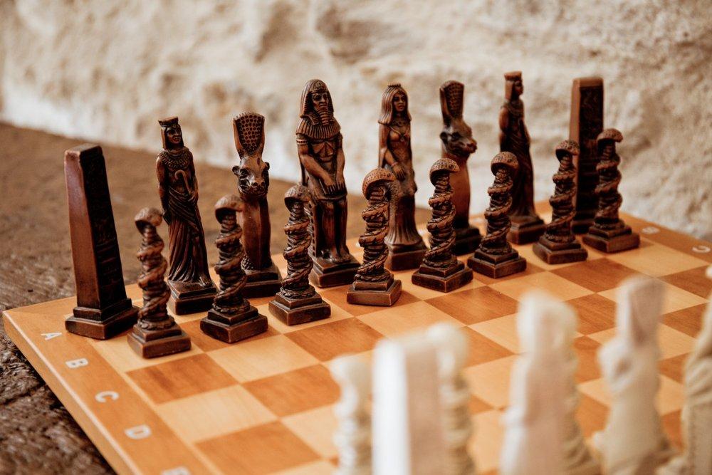 La Verriere chess