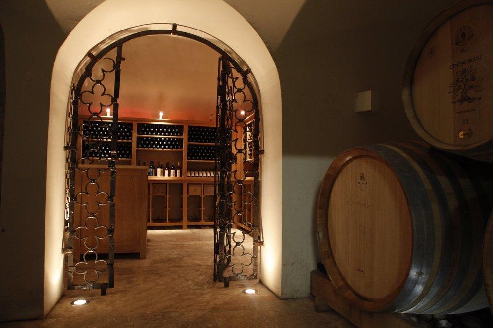 La Verriere Chene Bleu wine