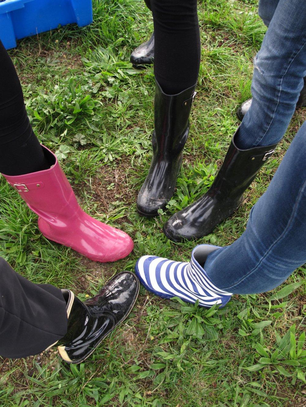 La Verriere boots