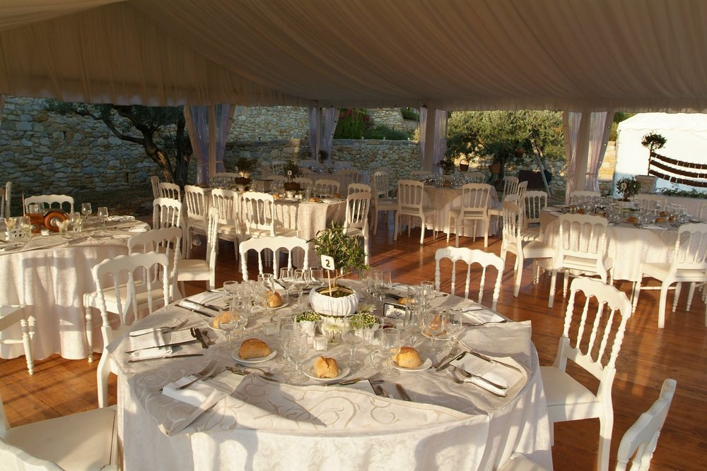 La Verriere wedding