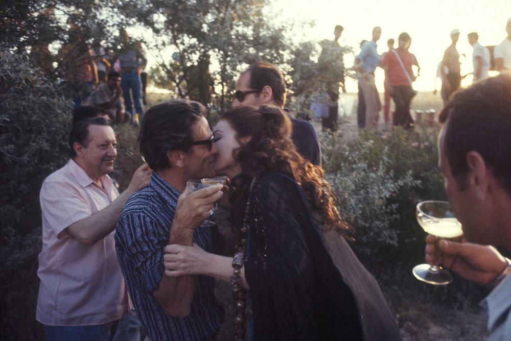avec Pasolini, dernier jour de tournage de MeÅdeÅe en Turquie 1969 Copyright  Fonds de Dotation Maria Callas.jpg