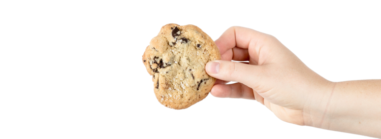 cookie handpng