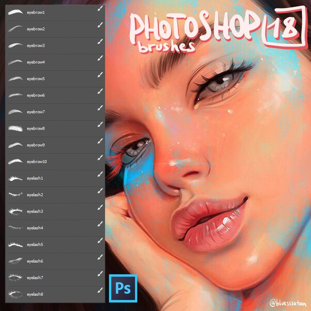 Join The Creative Side | The top 10 Photoshop brushes every digital artist should invest in if they want to master digital painting. If wou want to take your digital drawings from meh into amazing, you need to start using professional Photoshop brushes.  It is time for you to ditch the standard Photoshop brushes, and invest in some killer brushes that will help you to skyrocket the quality of your digital paintings. I laid down the top 10 Photoshop brushes I recommend you invest in! #Digitalpainting #digitalart #art #artist #photoshop #adobephotoshop #photoshoptutorial #photoshopbrushes