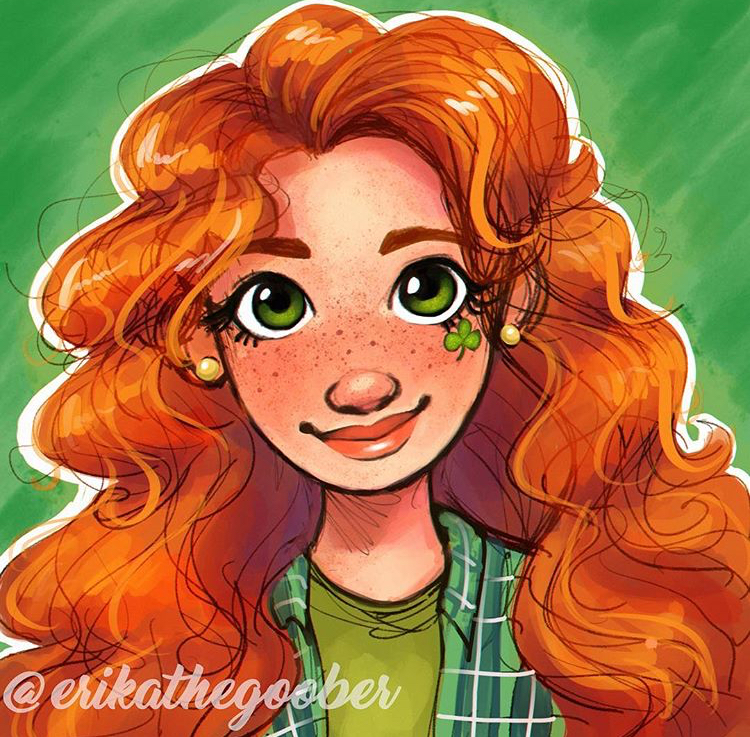Erika The Goober | Join The Creative Side | 10 Digital artists share mistakes they wish they knew earlier when they started digital painting | In this blog post, I have teamed up with 9 other digital artists to share the things we wish we knew earlier about digital painting. #Art #artist #drawing #painting #digitaldrawing #digitalpainting