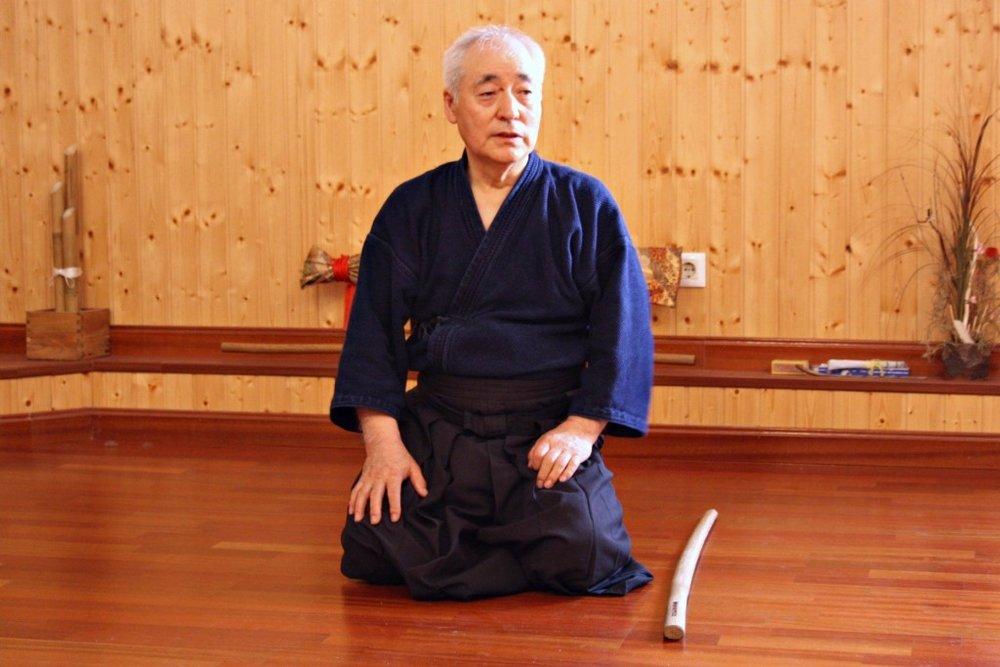 KYOSHI, TENSHIN SHODEN KATORI SHINTO RYU     7TH DAN, AIKIDO
