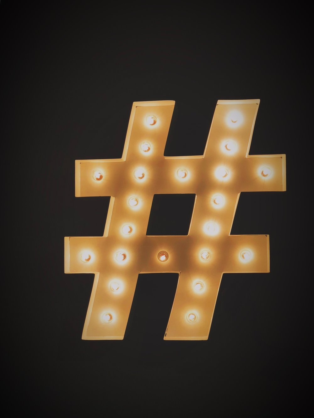 Step Six:Create Hashtag Collections -