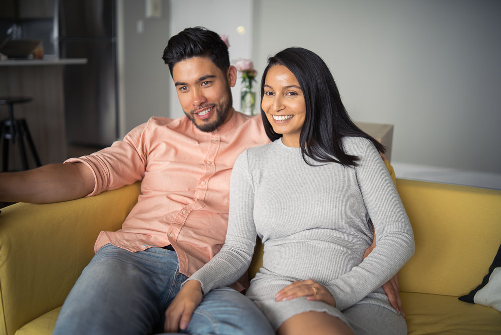 The Facilitators - Bryce and Mina are crazy about sales (weird thing to be crazy about, we know). With over a decade of sales experience and a background in food, tech, and entrepreneurship, they've got you covered. They're also soon-to-be-parents.