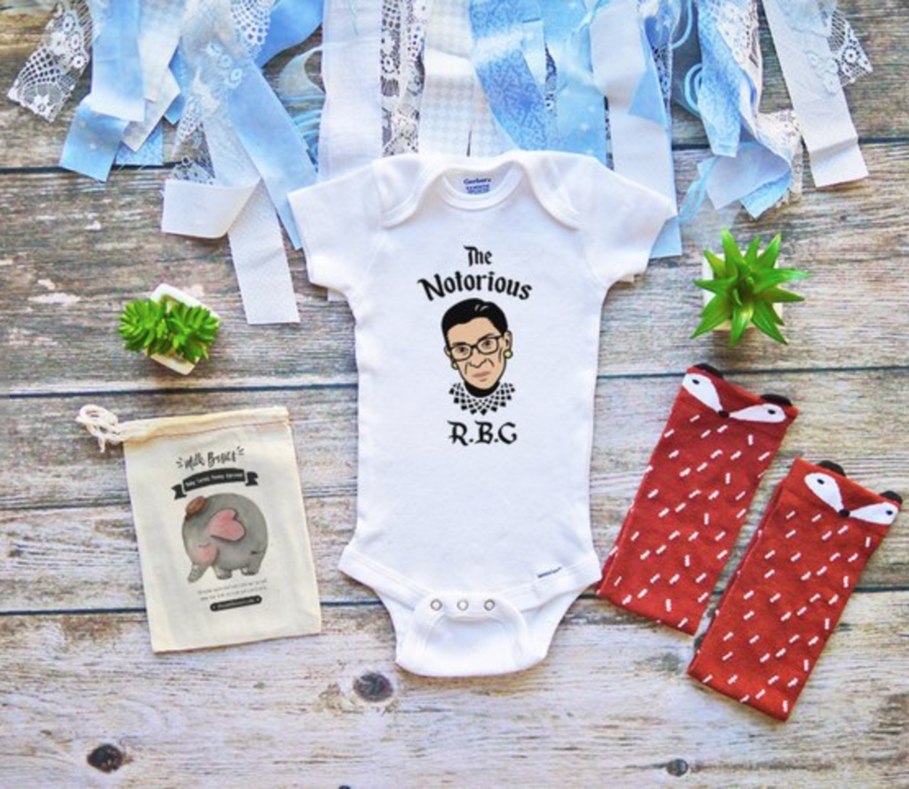 The Notorious RBG | $16.95